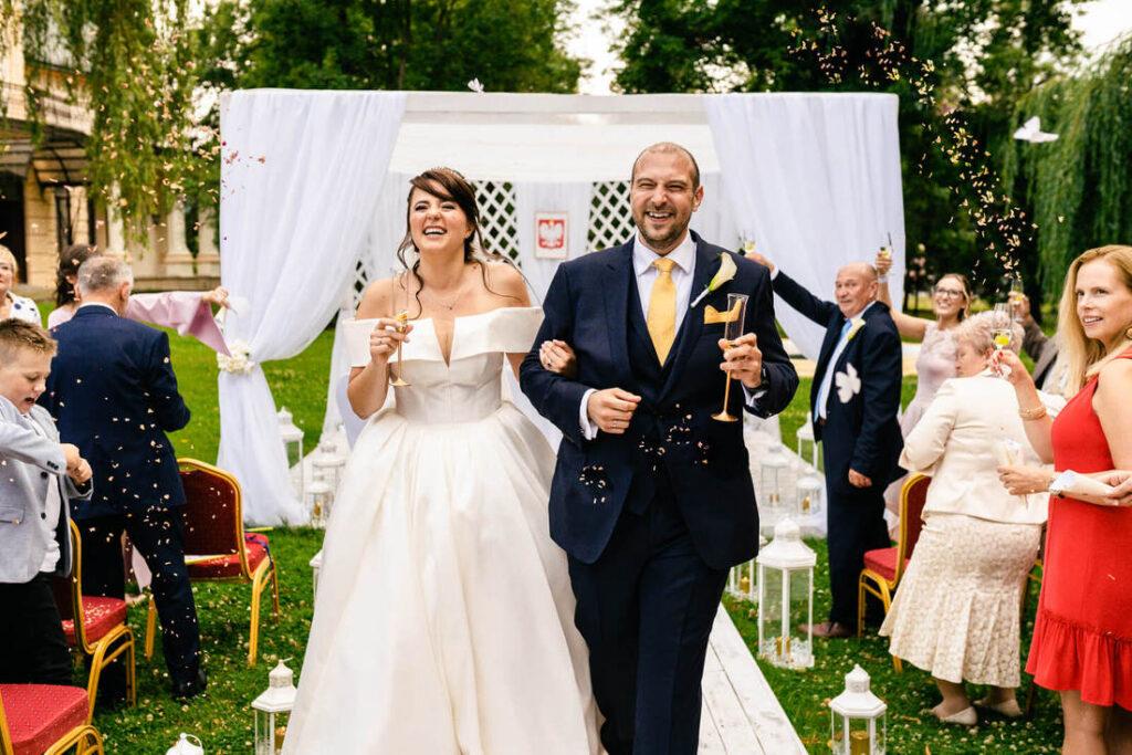 Fotograf na ślub plenerowy międzynarodowy