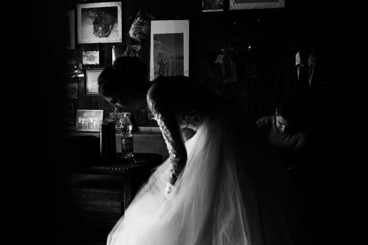 przygotowania ślub na wsi