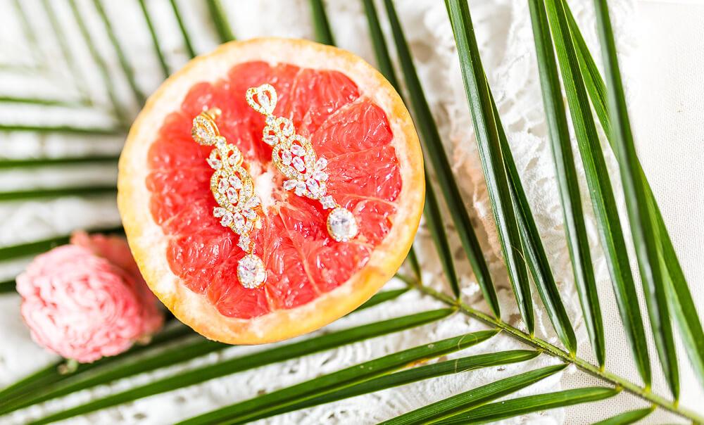wedding earrings, biżuteria ślubna, kolczyki na ślub, wesele