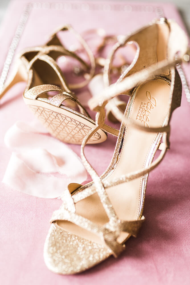 gold, wedding, shoes, high heels, pink, buty ślubne, złote, szpilki, wesele, ślub glamour, ślub