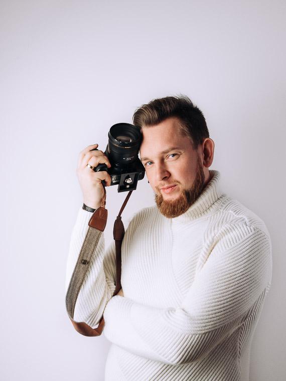 fotograf Olsztyn aparat zdjęcie portret