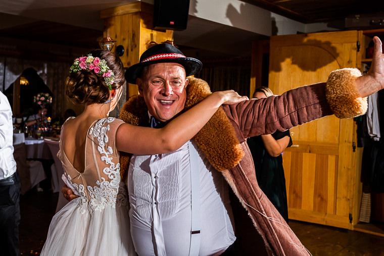 Wesele Zakopane Kraina Smaku - Ślub w górach 106
