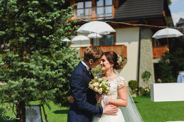 Wesele Zakopane Kraina Smaku - Ślub w górach 36