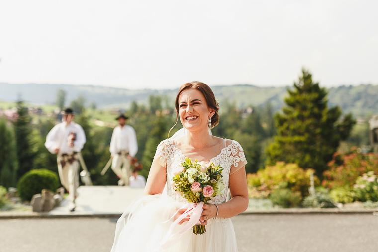 Wesele Zakopane Kraina Smaku - Ślub w górach 38