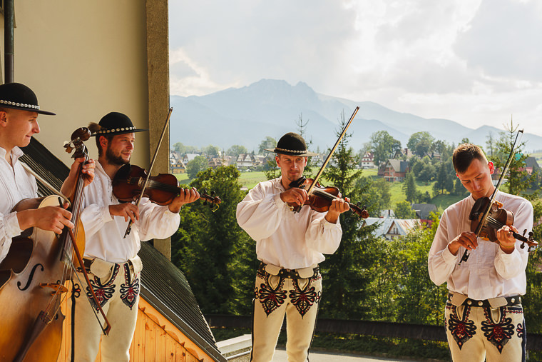 Wesele Zakopane Kraina Smaku - Ślub w górach 39