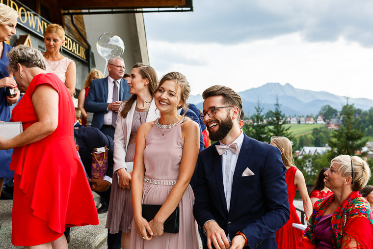 Wesele Zakopane Kraina Smaku - Ślub w górach 68