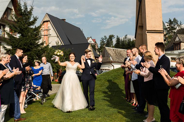 Wesele Zakopane Kraina Smaku - Ślub w górach 78