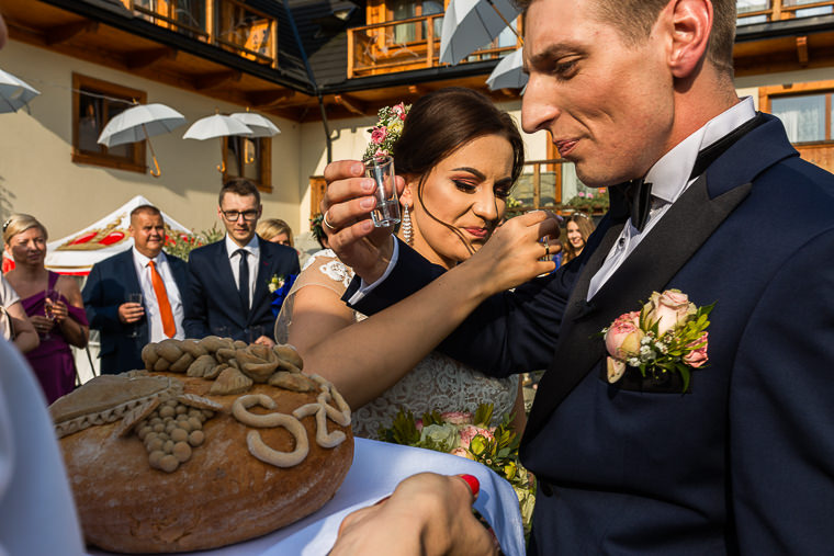 Wesele Zakopane Kraina Smaku - Ślub w górach 79
