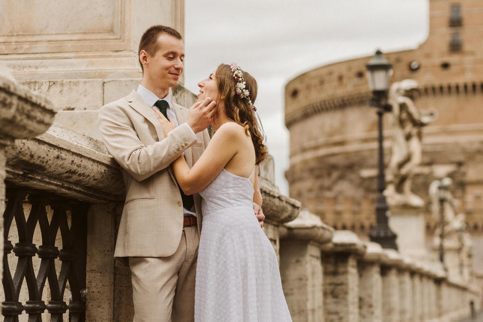 fotograf ślub rzym polski watykan