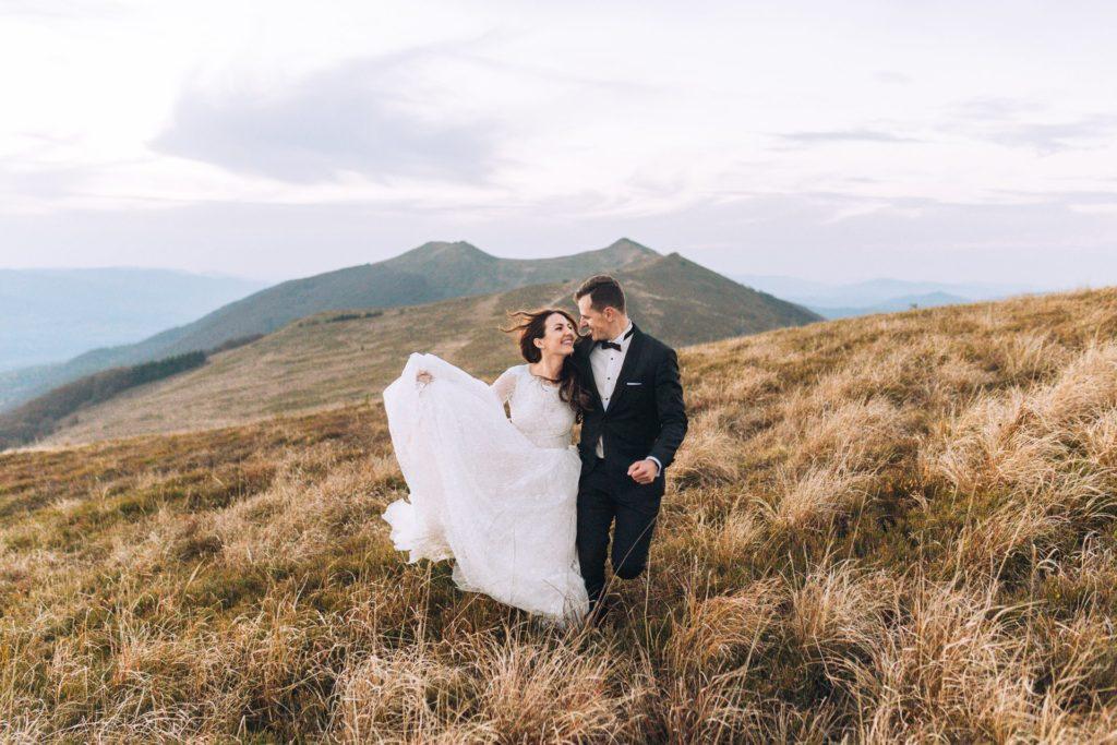 ślub w bieszczadach